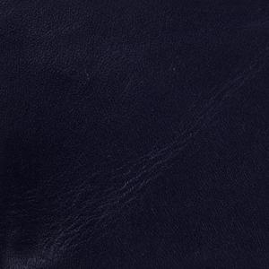 Couro Natural Azul Marinho