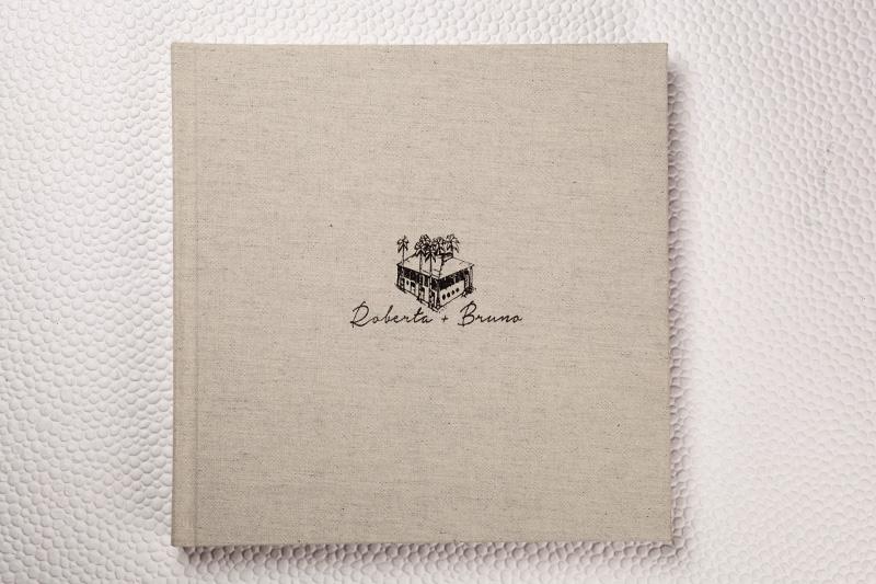 Capa Algodão Eco Gelo + gravação em silk